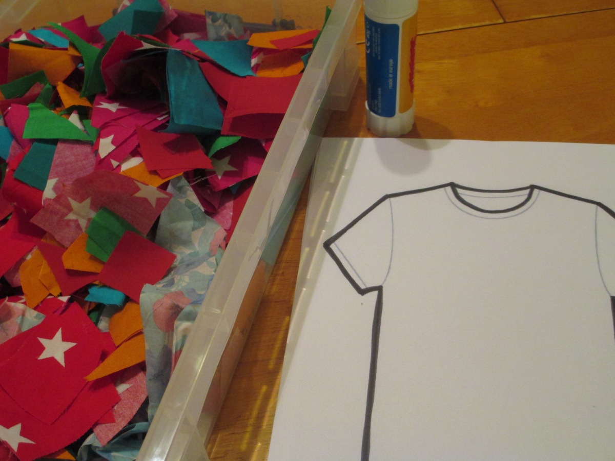 Tabitha - T-shirt craft