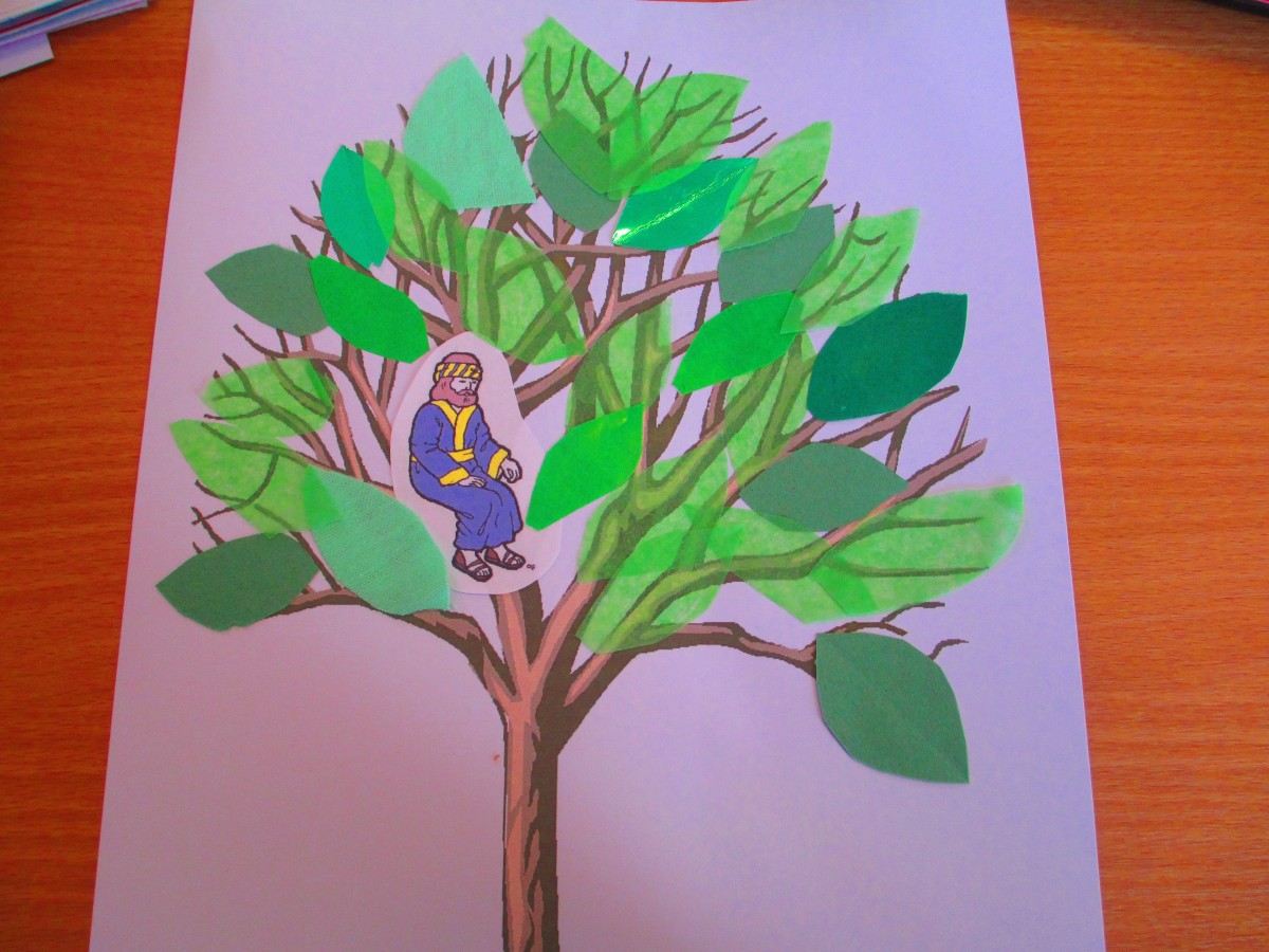 zacchaeus craft ideas for preschoolers zacchaeus and a giveaway for you to enter let their 7365