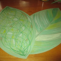 Palm Sunday - Palm leaf craft