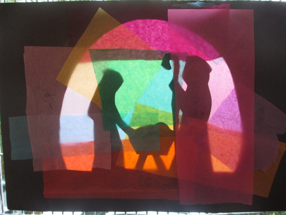 Stained Glass Nativity (5/6)