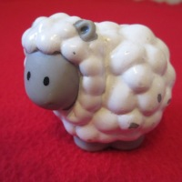 L is for lost sheep - Bible alphabet (Pdf for craft activity)