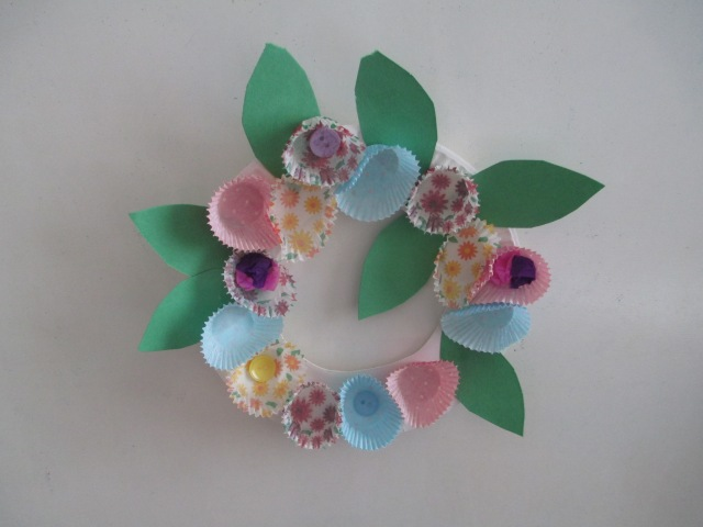 Easter/Spring wreath