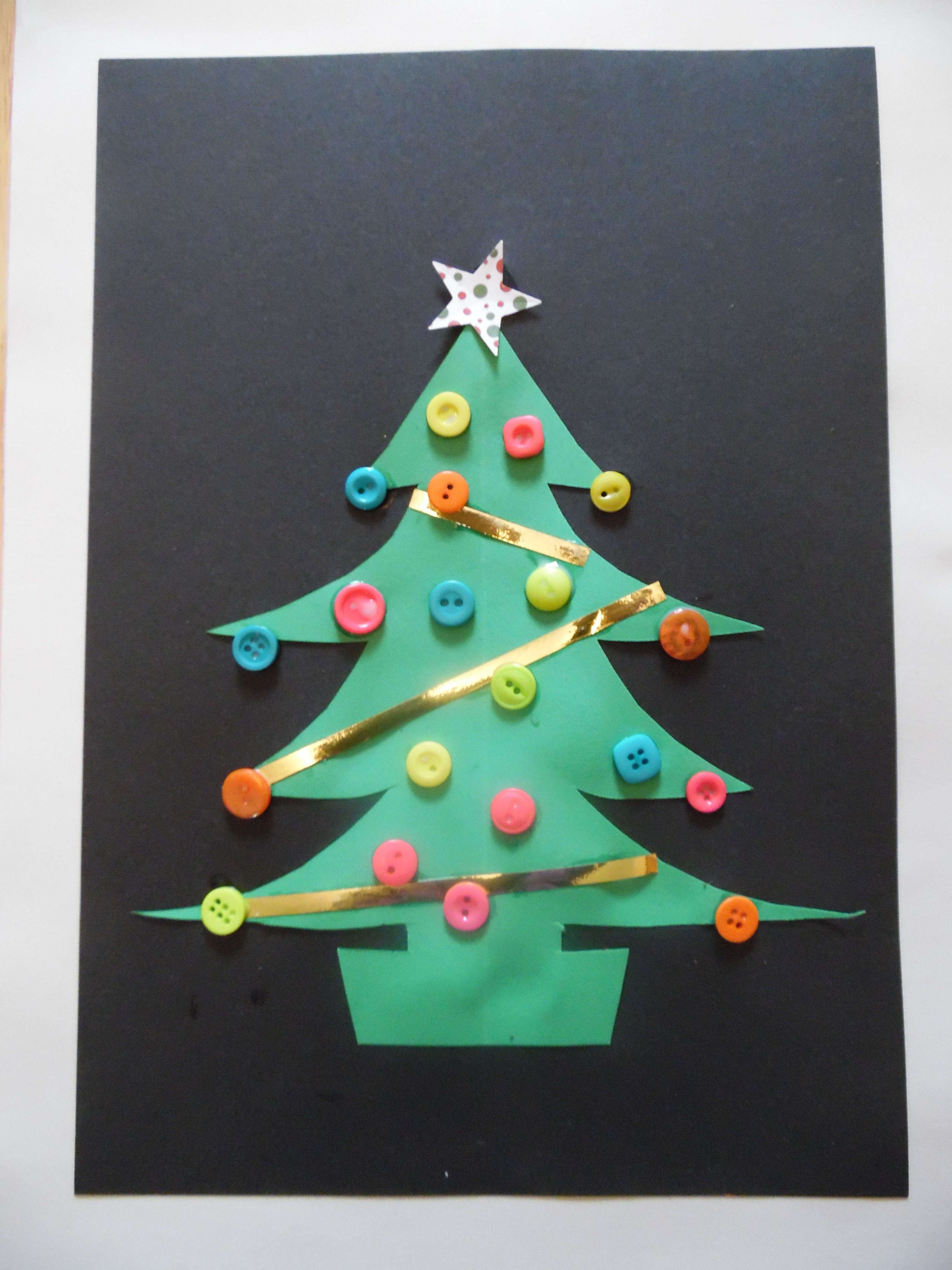 super easy christmas tree picture u2013 let their light shine