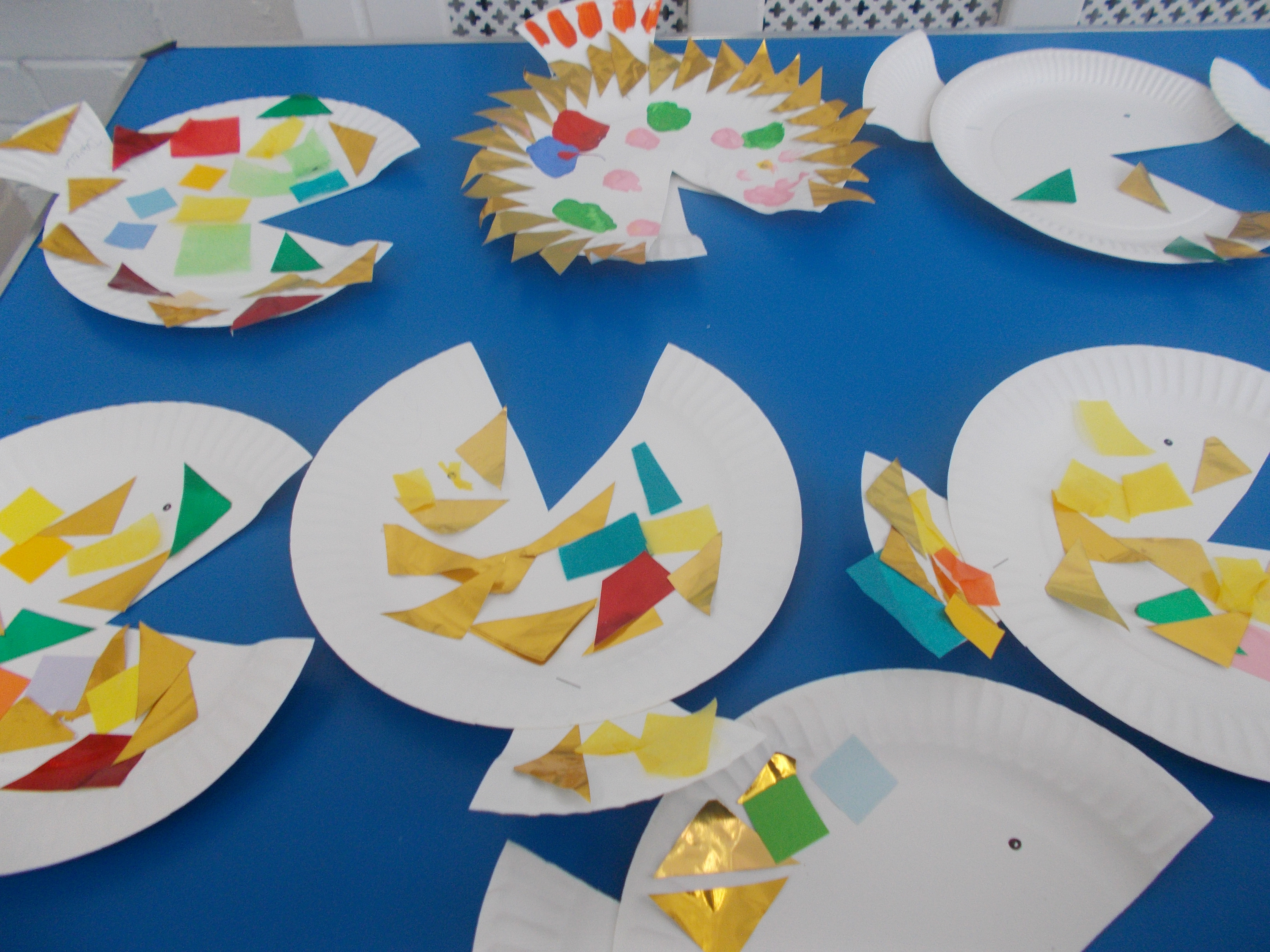 tissue paper | Let their light shine!