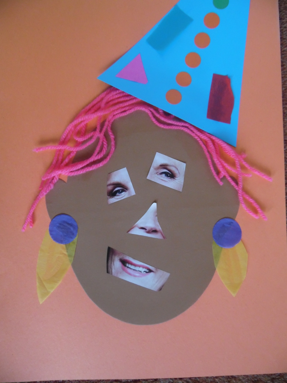funny face craft