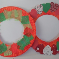 A Christmas craft collection