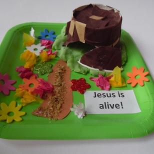 Easter Garden to make