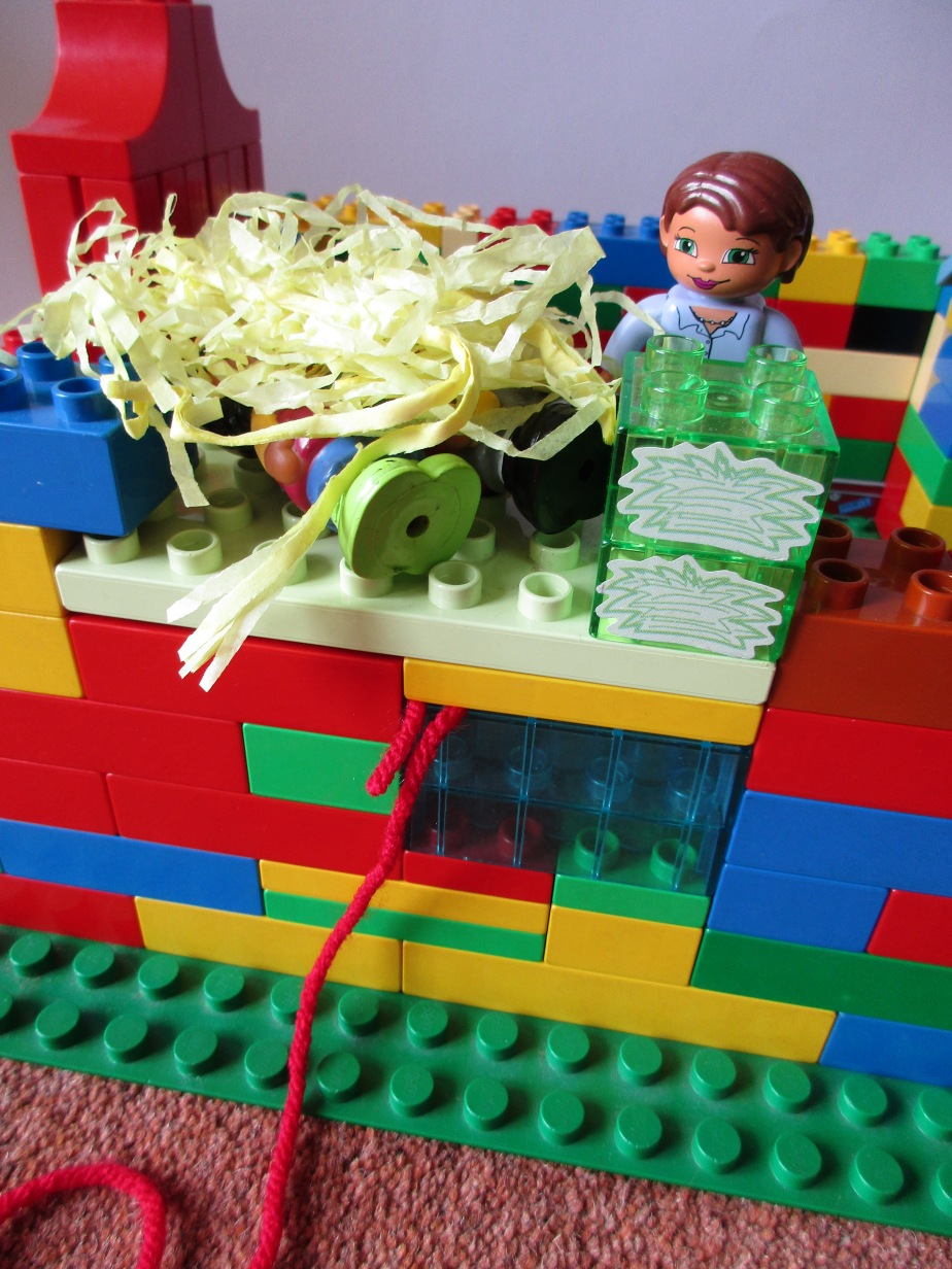 Rahab and the spies –duplo