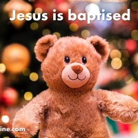 Jesus is Baptised - story video